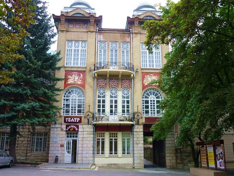 Фото: Театр оперетты