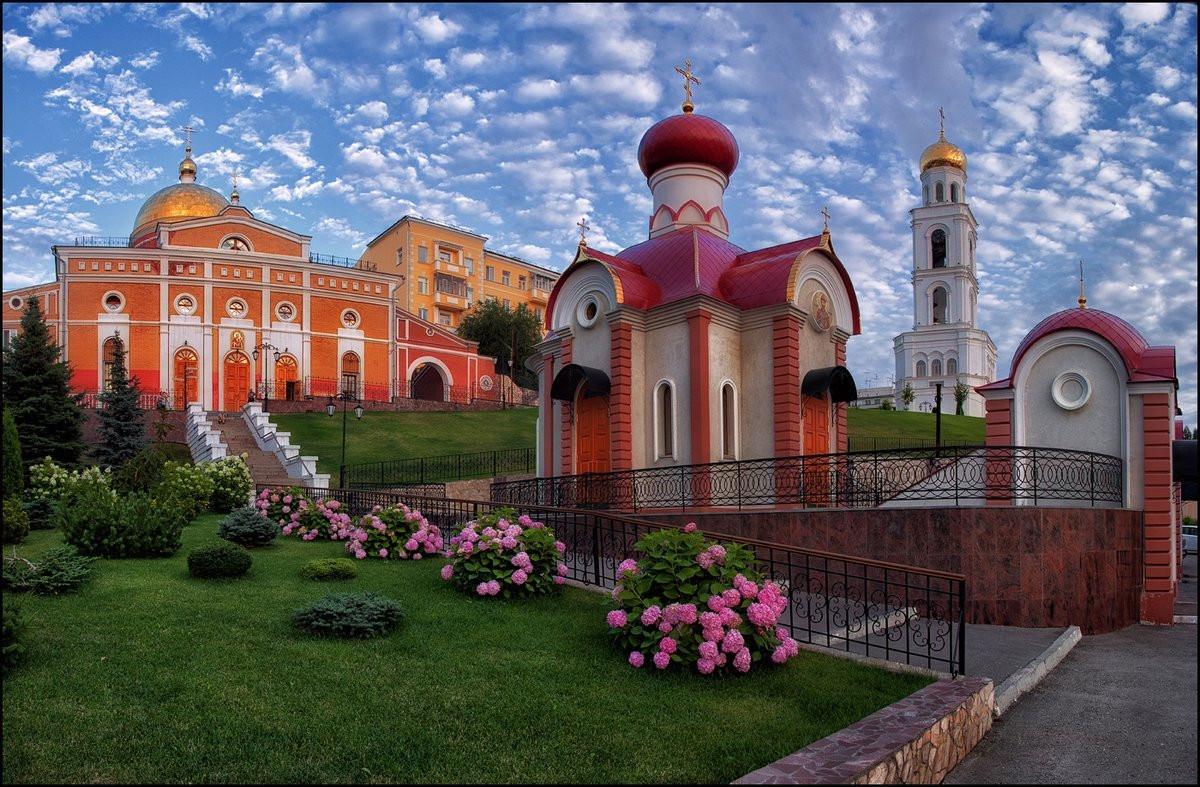 Фото: Иверский монастырь