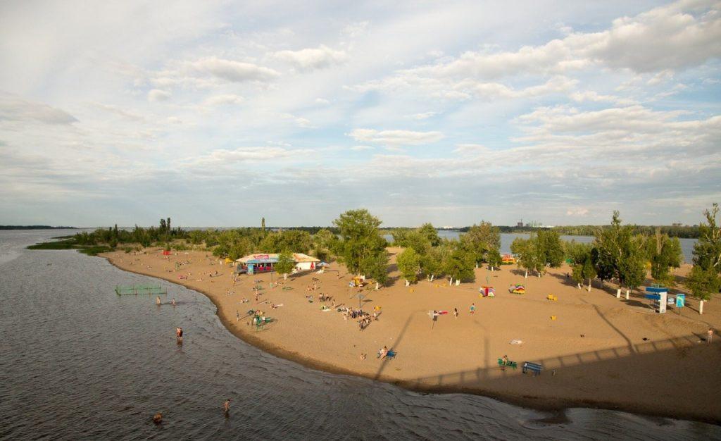 Фото: Городской пляж