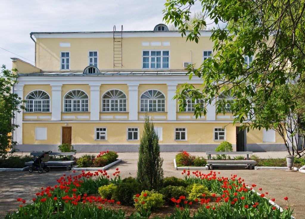 Фото: Государственный музей К.А. Федина