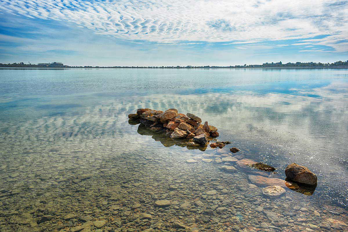 Фото: Мойнакское озеро