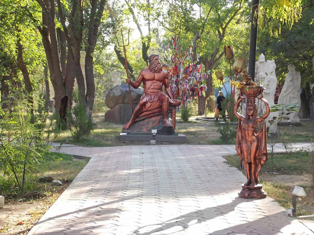 Фото: Музей мировой скульптуры и прикладного искусства