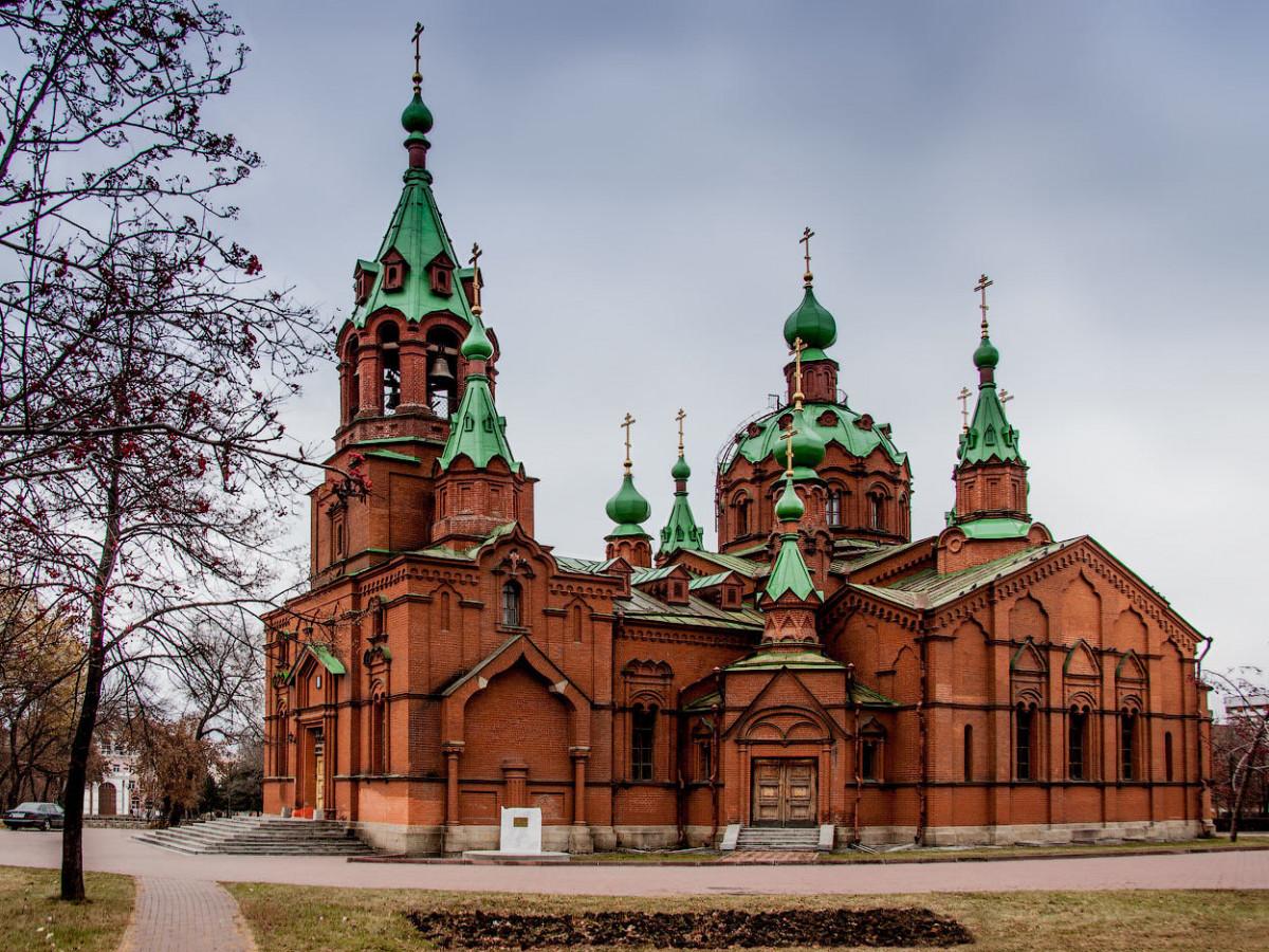 Фото: Александро-Невская церковь