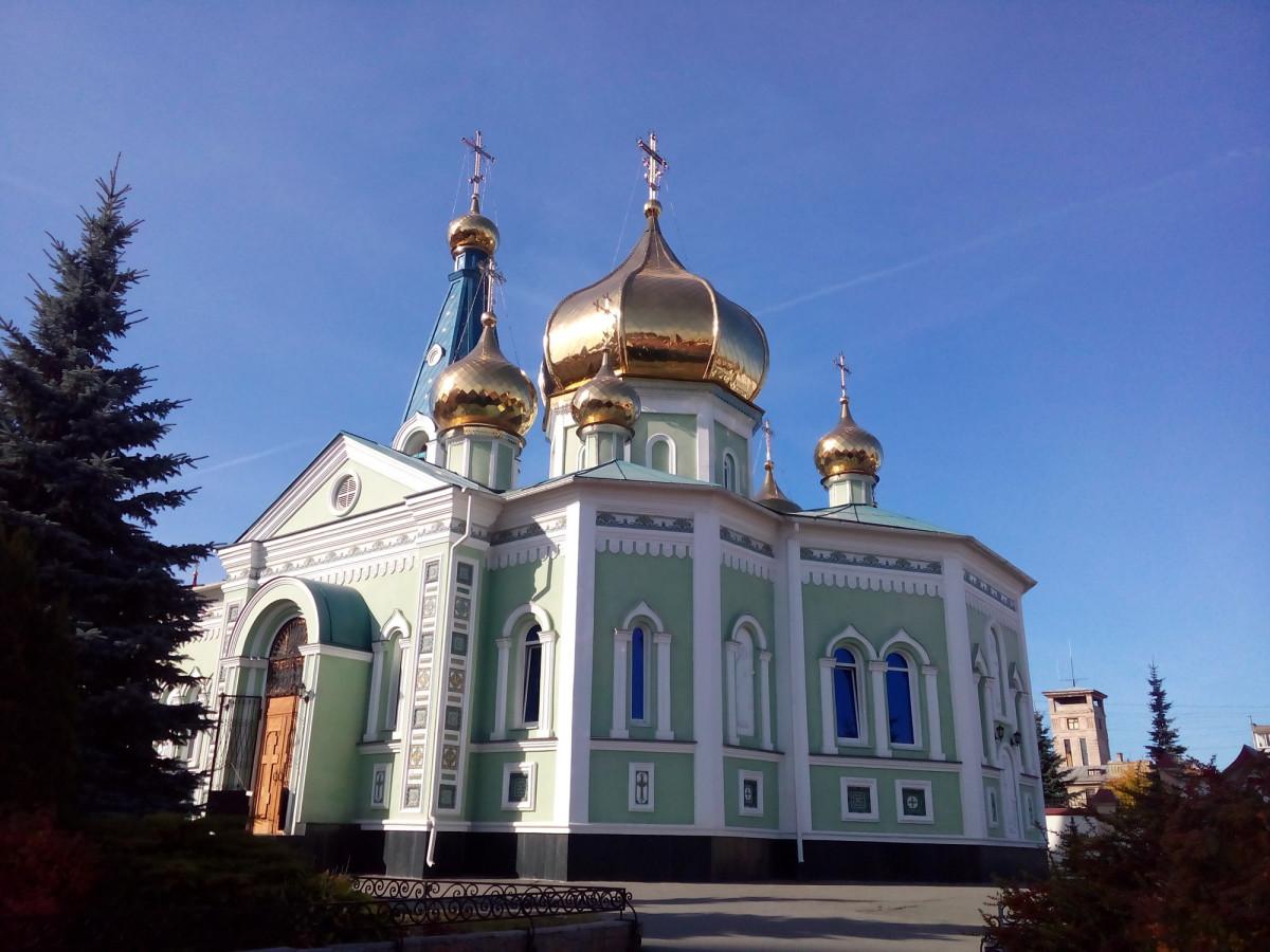 Фото: Свято-Симеоновский кафедральный собор