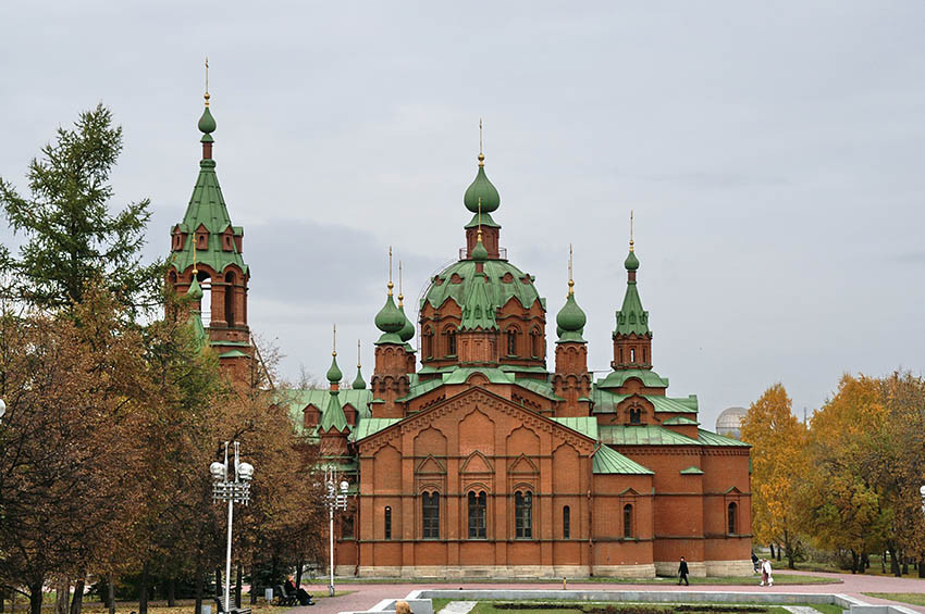 Фото: Свято-Троицкая церковь