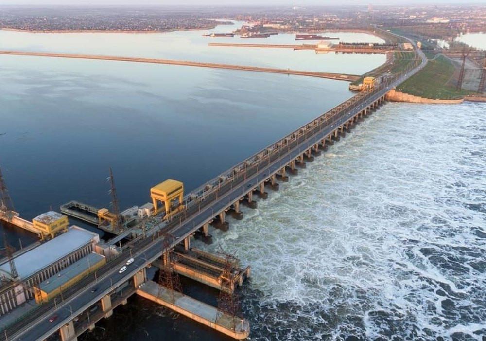 Фото: Волжская ГЭС