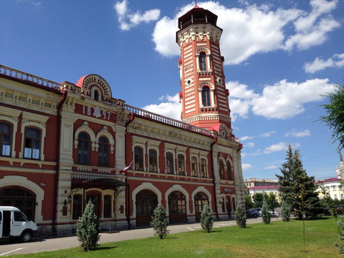 Фото: Здание Царицынской пожарной команды
