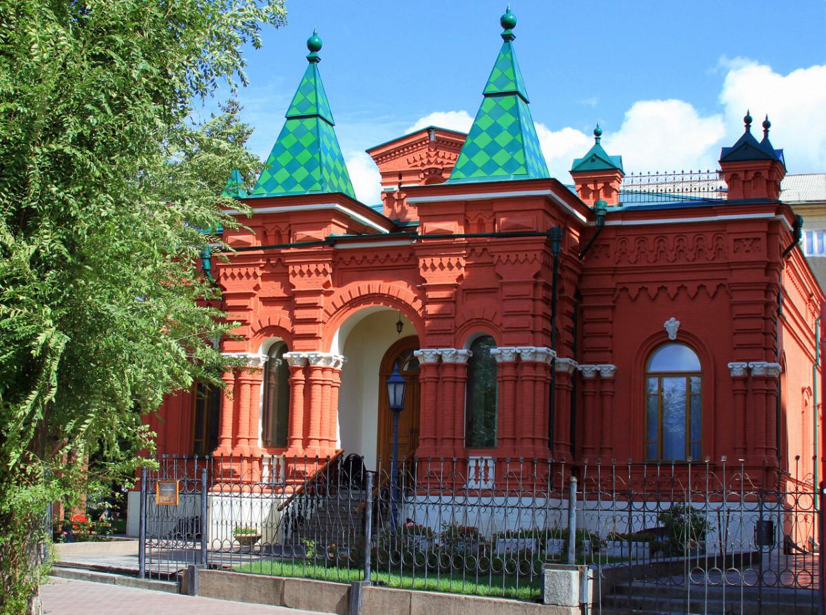 Фото: Мемориально-исторический музей