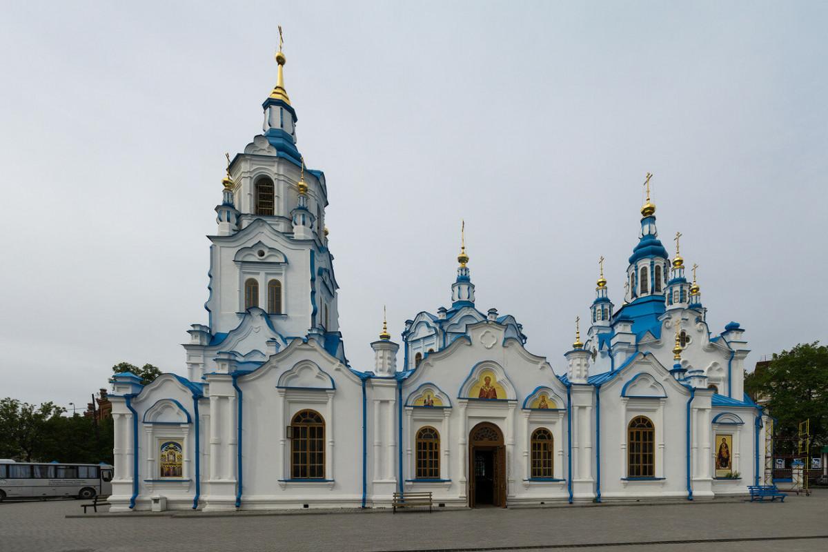 Фото: Знаменский кафедральный собор