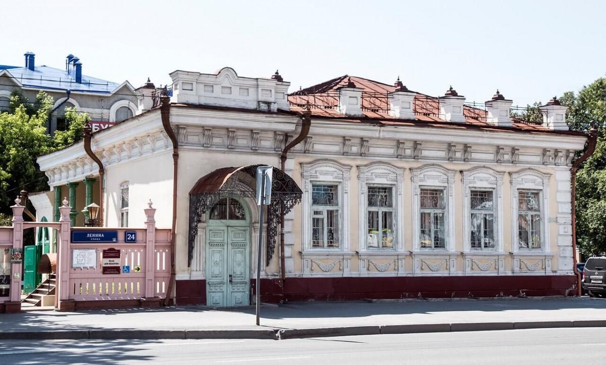 Фото: Музей Дом Машарова