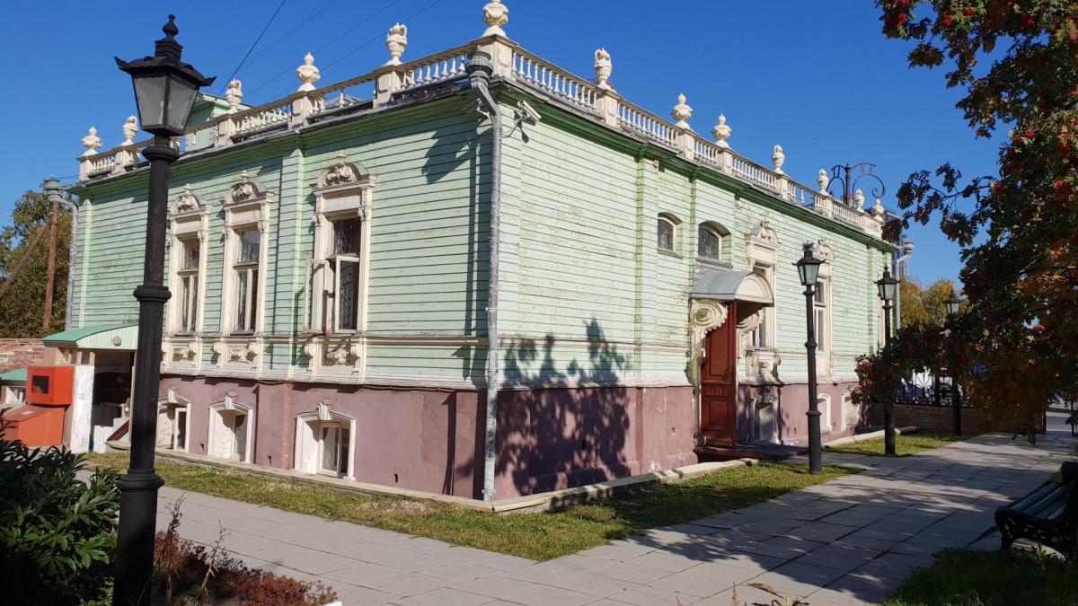 Фото: Музей-усадьба Колокольниковых