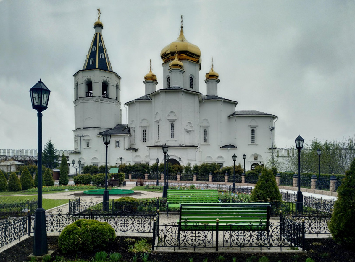 Фото: Свято-Троицкий монастырь