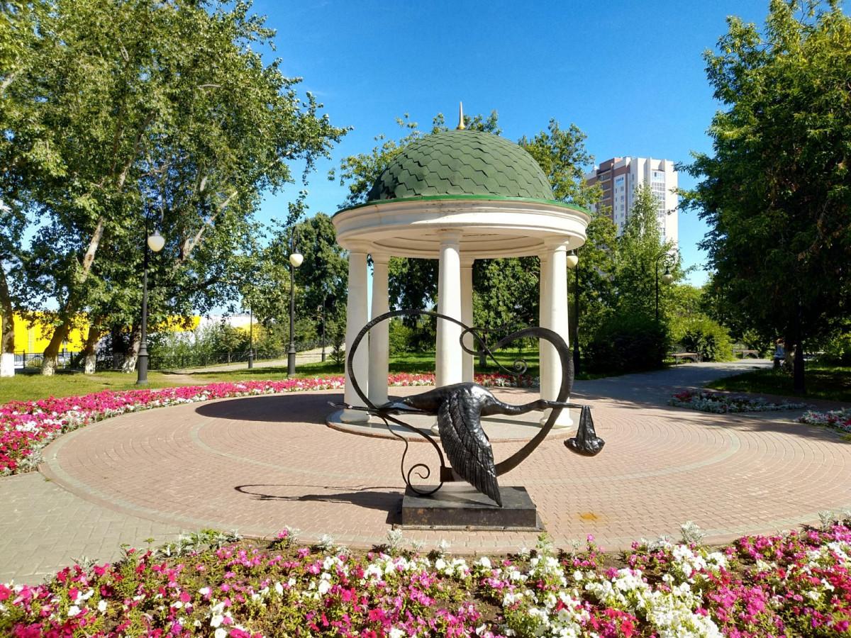 Фото: Александровский сад