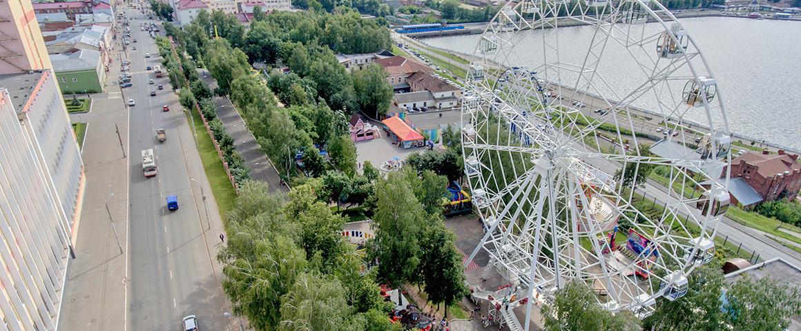 Фото: Летний сад имени Горького
