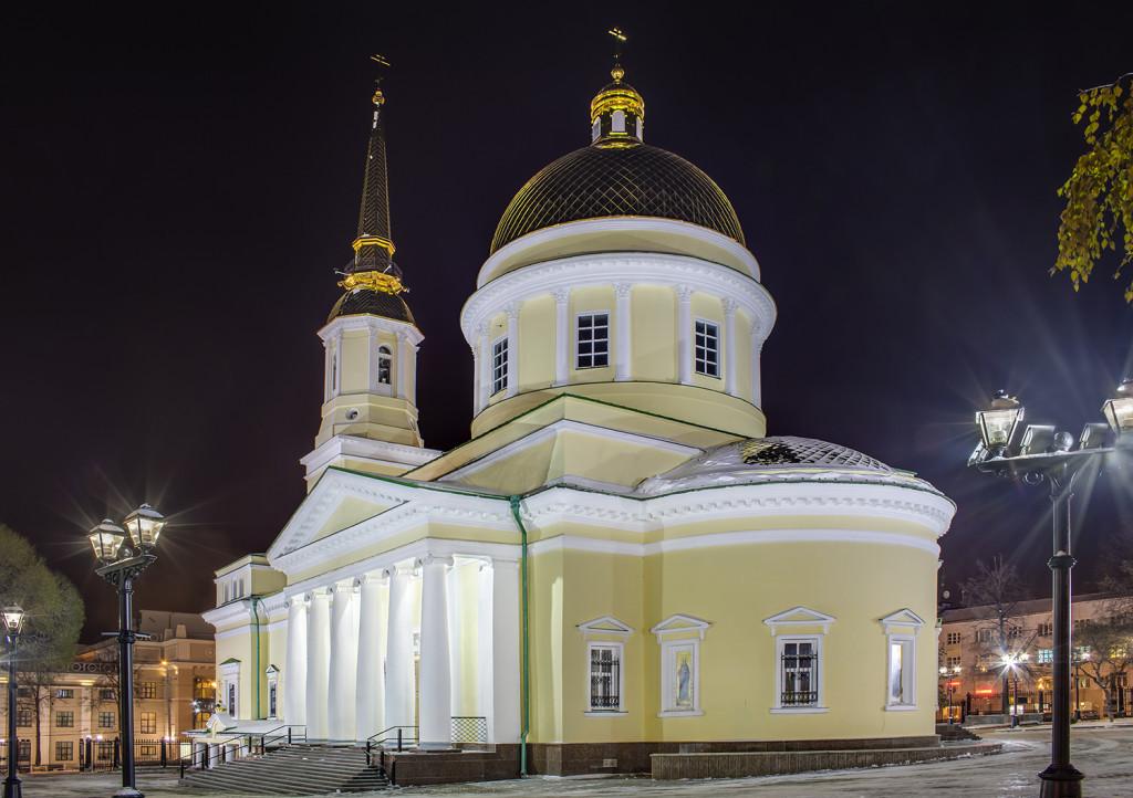Фото: Собор Александра Невского