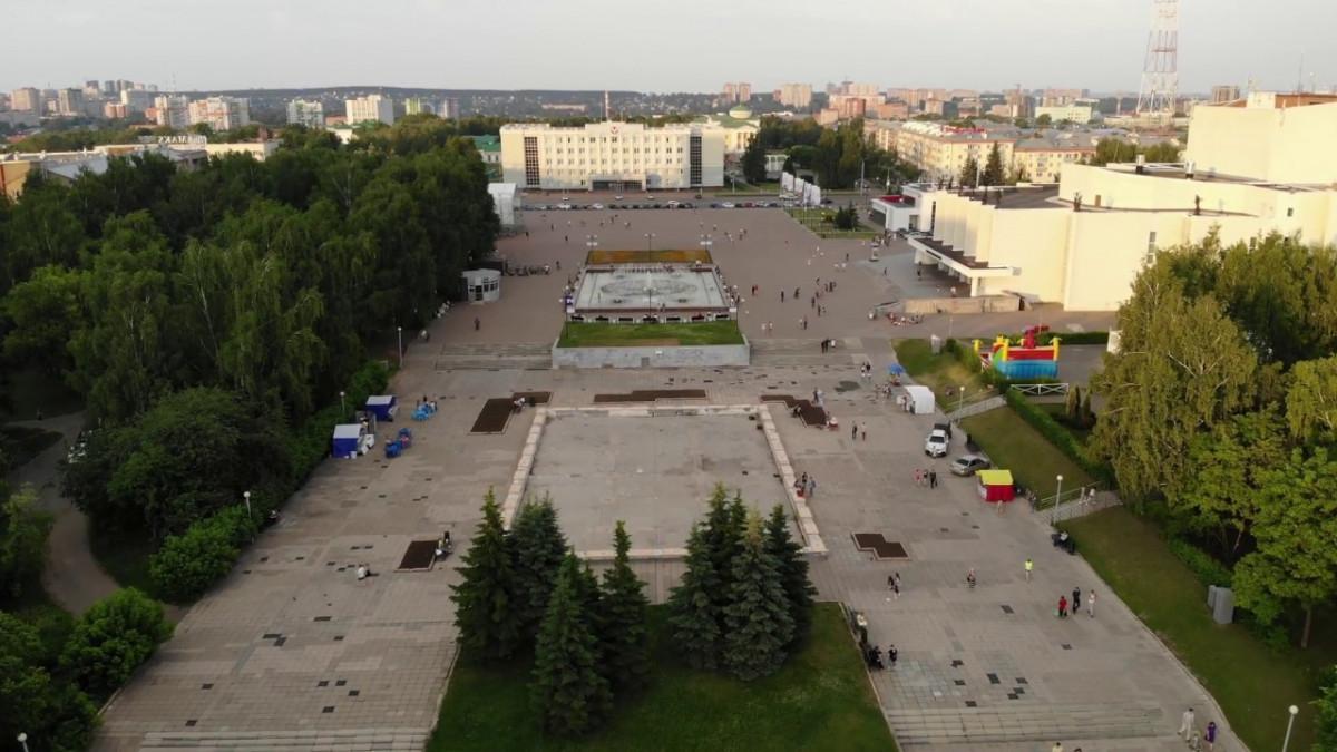 Фото: Центральная площадь