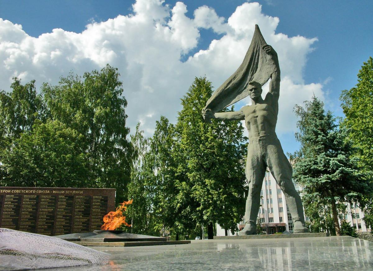 Фото: Карлутская площадь
