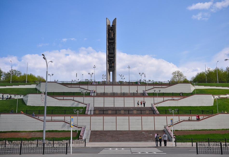 Фото: Монумент Дружба народов