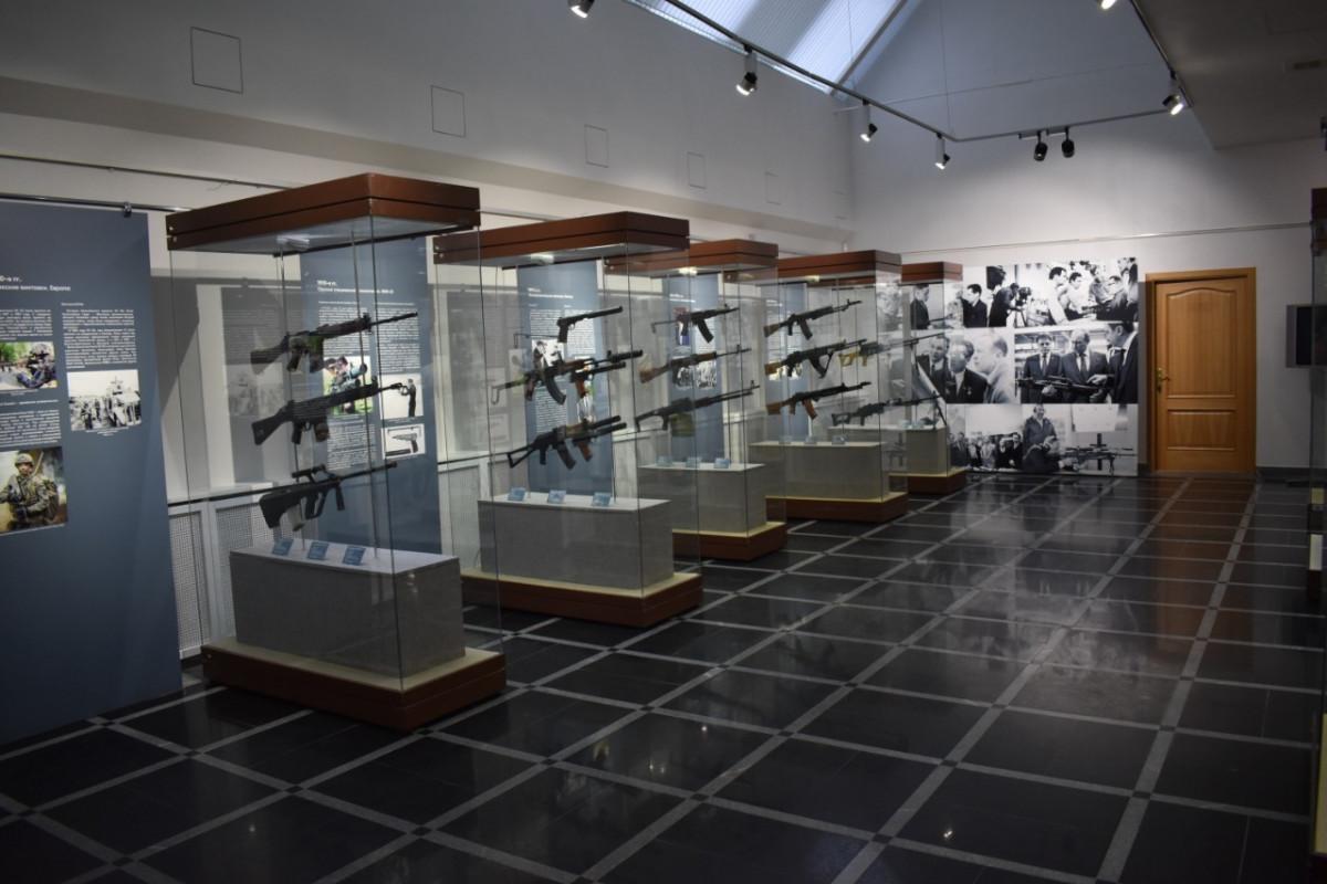 Фото: Музей имени М. Т. Калашникова
