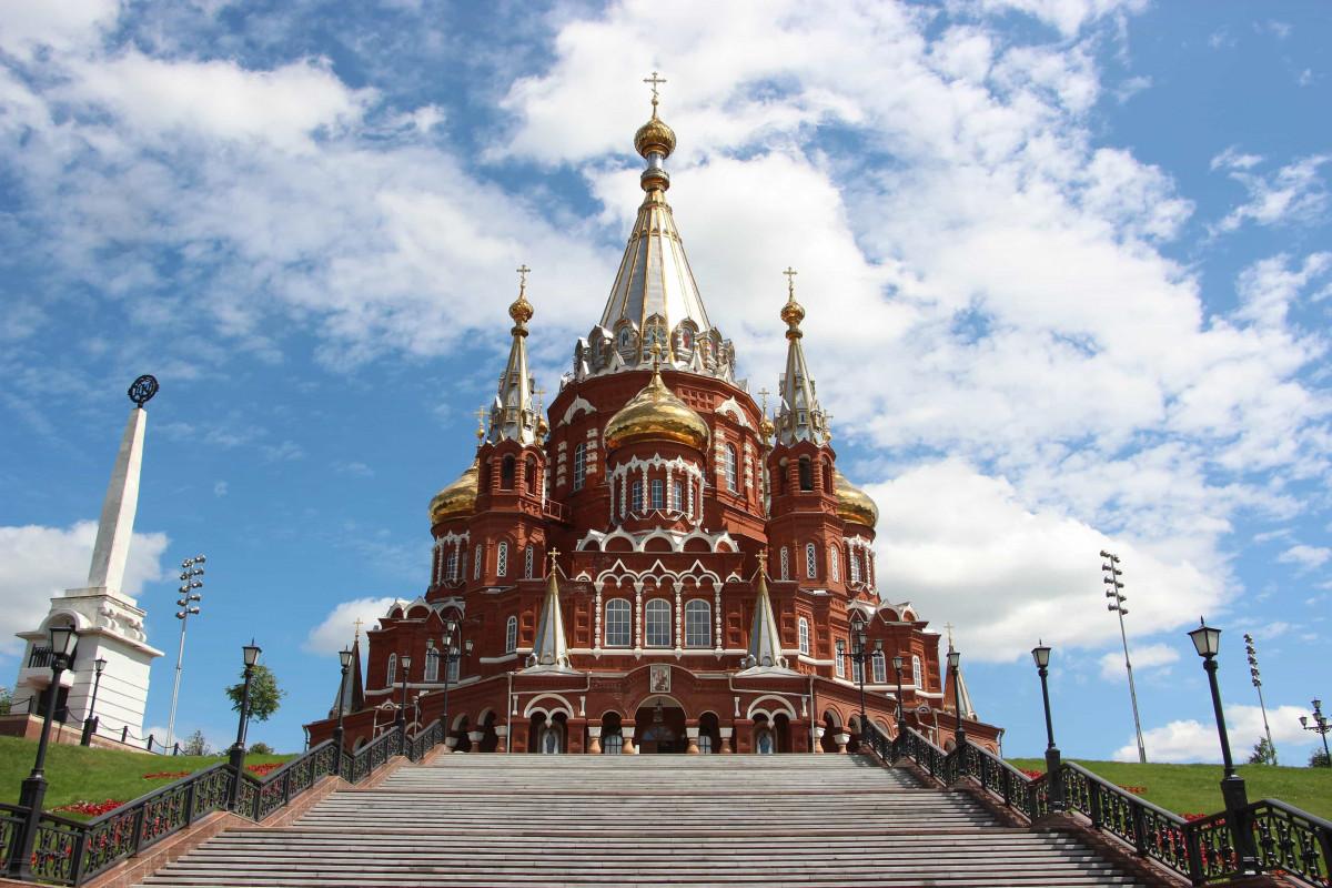 Фото: Свято-Михайловский собор