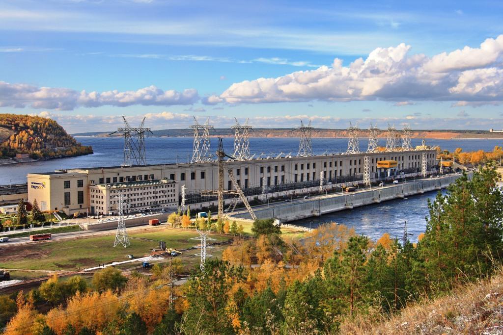 Фото: Жигулёвская ГЭС