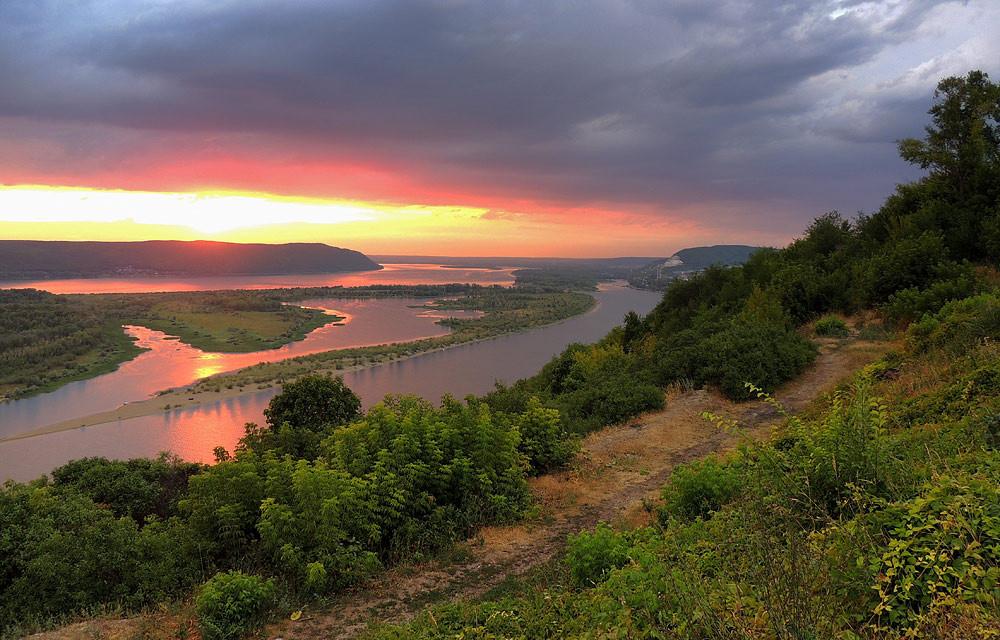 Фото: Национальный парк Самарская Лука