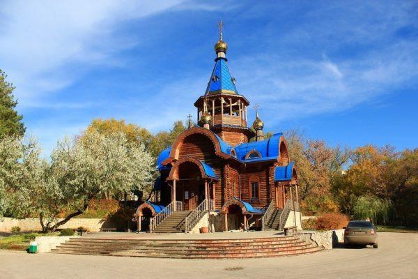 Фото: Успенская церковь