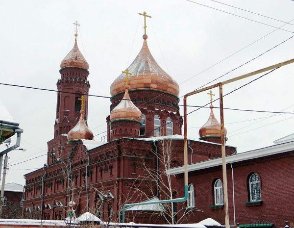 Фото: Храм иконы Казанской Божией матери