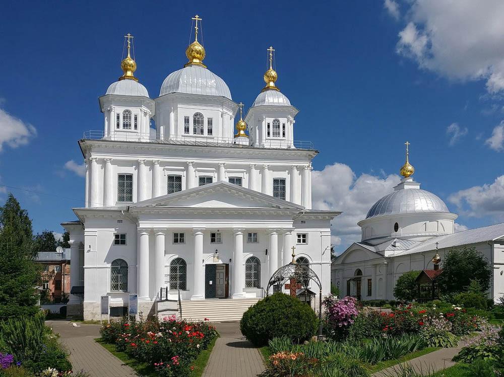 Фото: Казанский женский монастырь