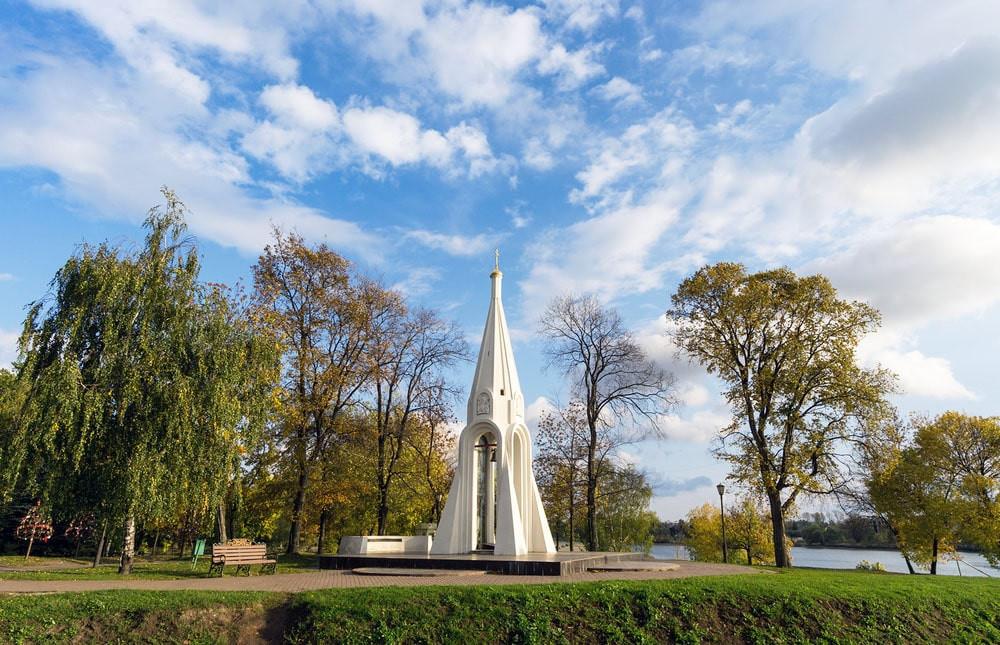 Фото: Часовня Казанской Богоматери