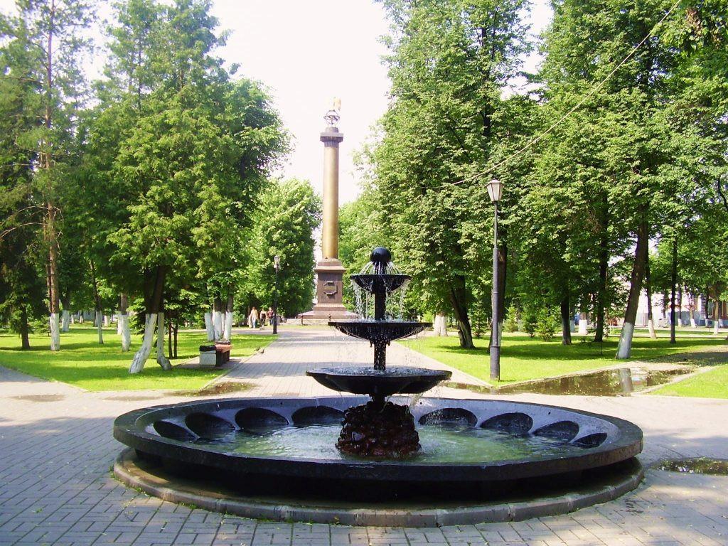 Фото: Демидовский сад