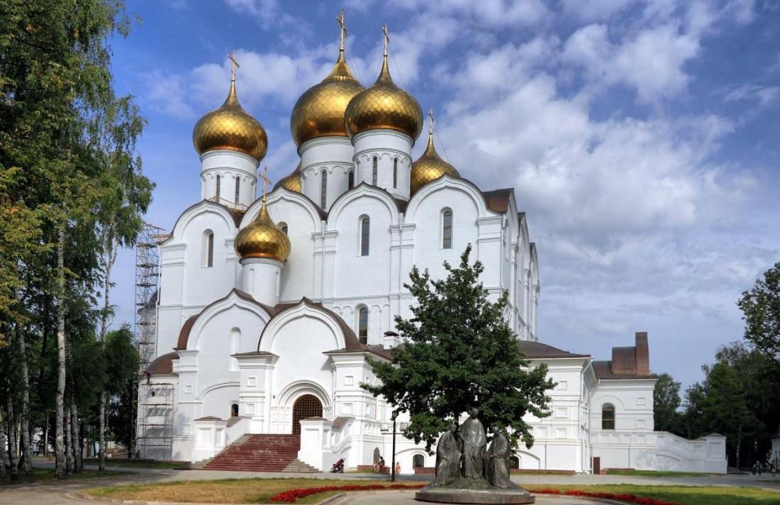 Фото: Успенский собор