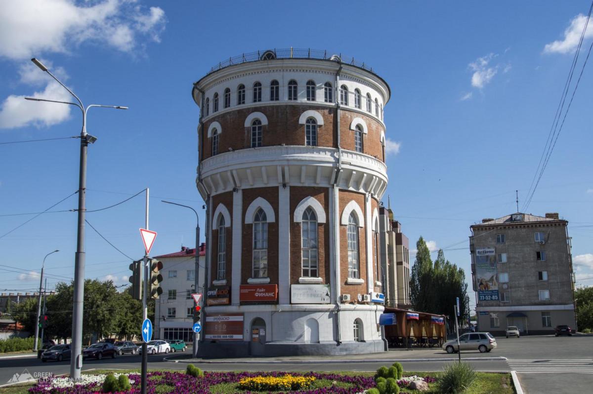 Фото: Водонапорная башня