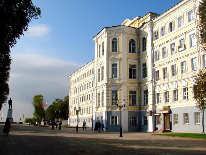 Фото: Здание второго кадетского корпуса