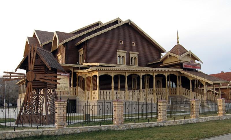 Фото: Культурный комплекс Национальная деревня