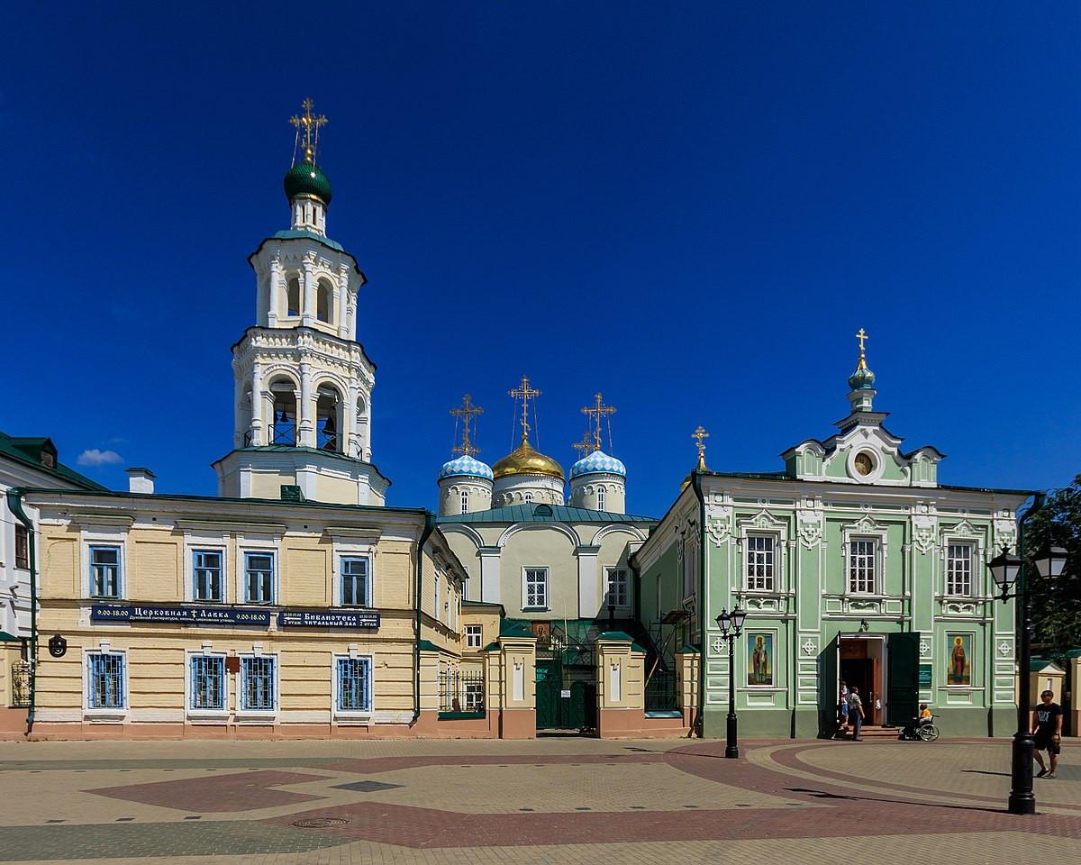 Фото: Никольский кафедральный собор