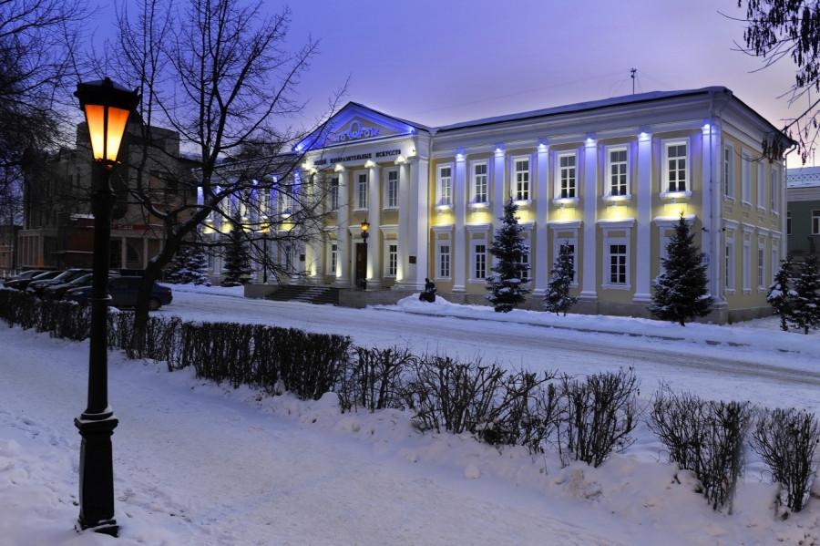 Фото: Оренбургский областной музей изобразительных искусств