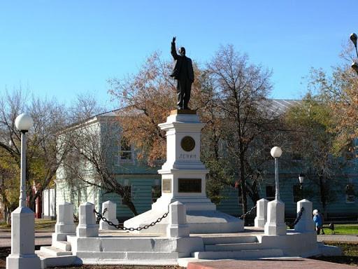 Фото: Сквер имени Ленина