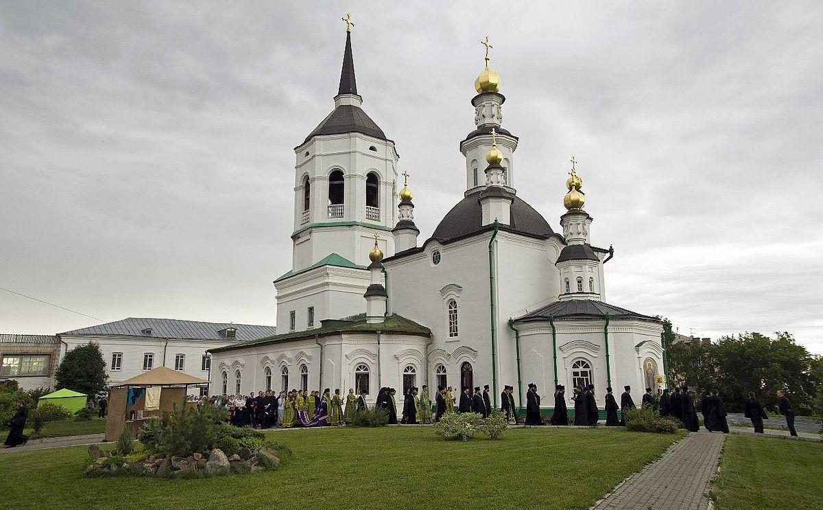 Фото: Богородице Алексеевский монастырь