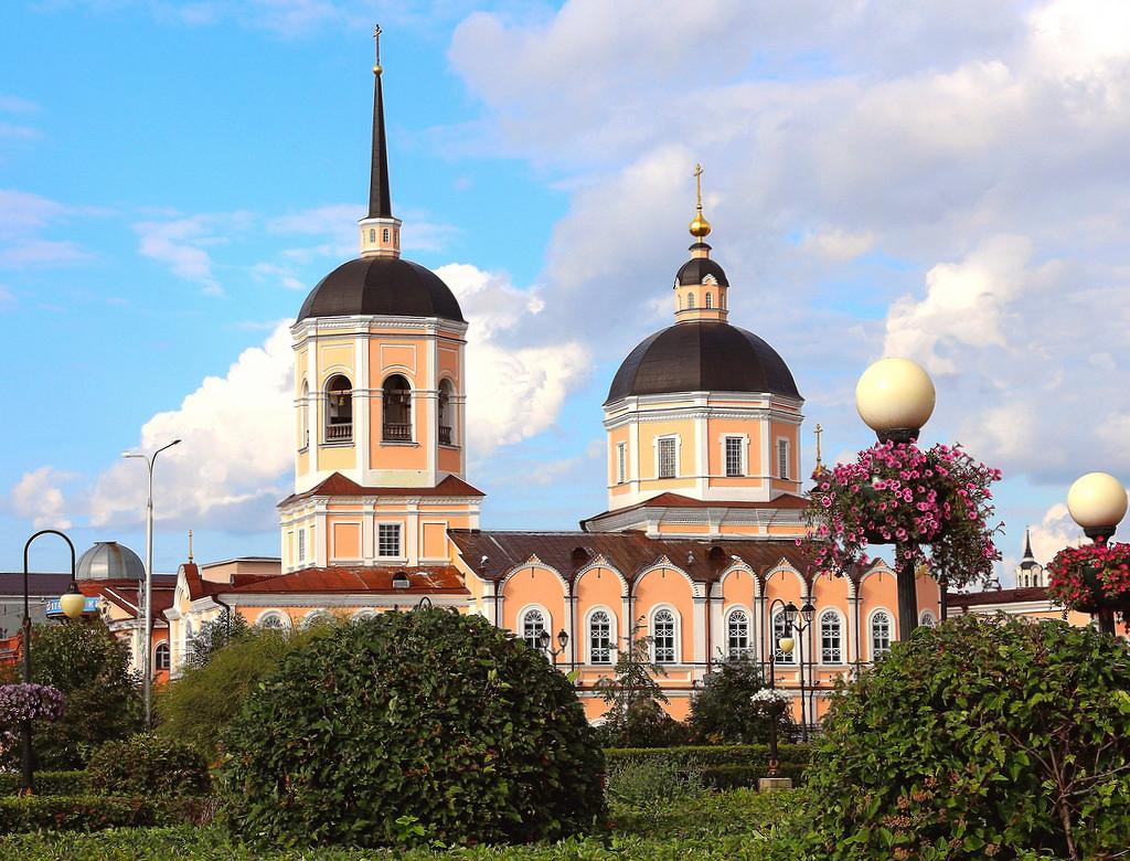 Фото: Богоявленский собор