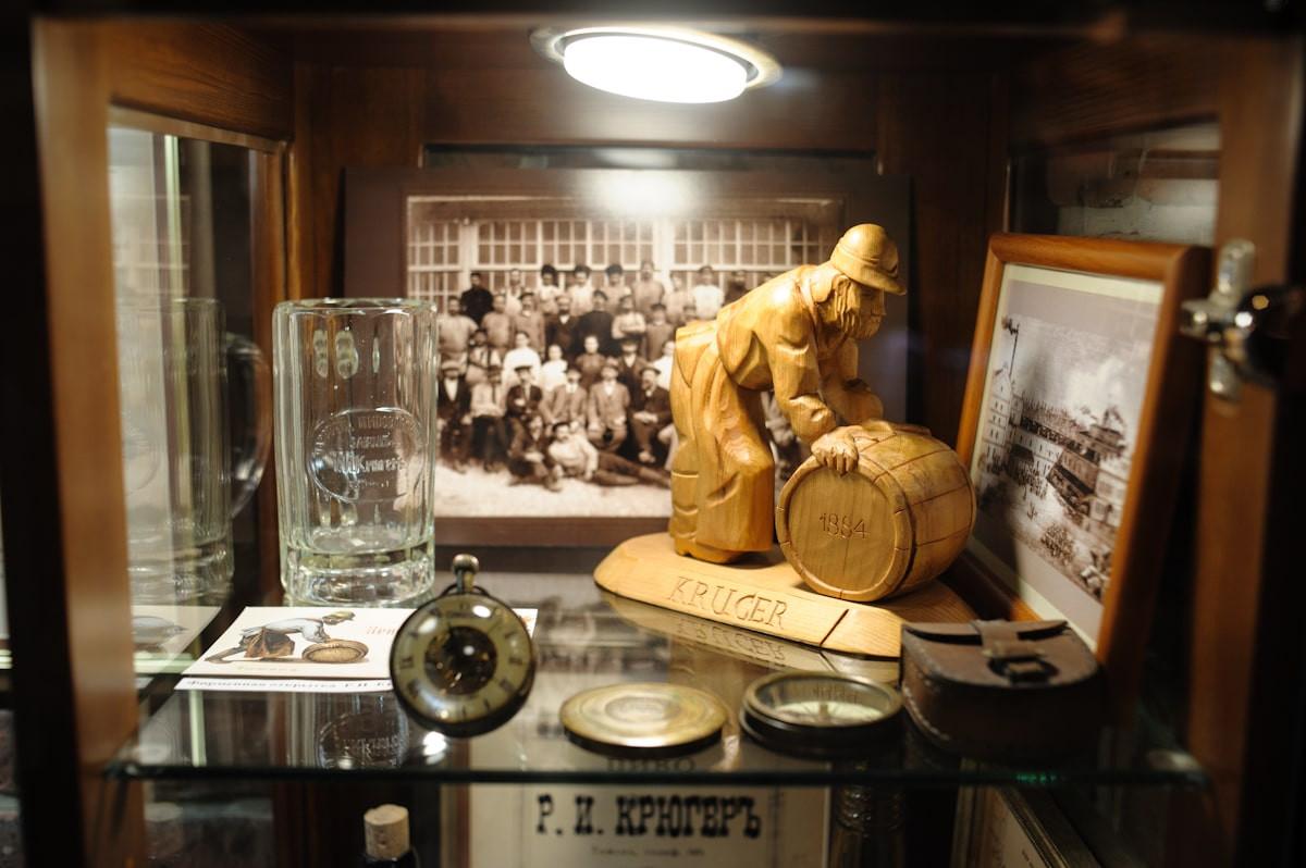 Фото: Музей Томское пиво