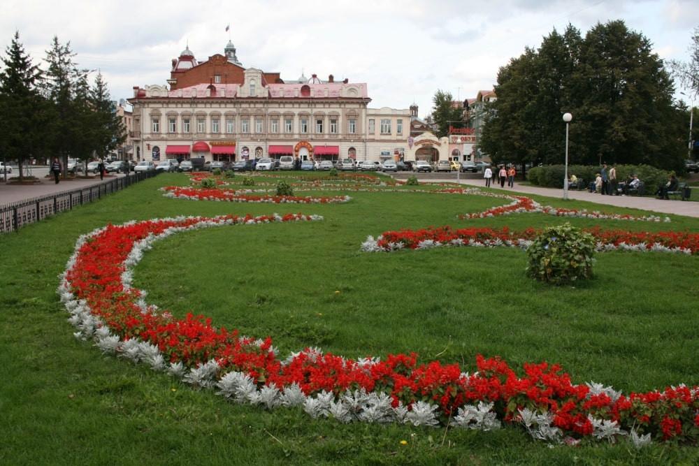 Фото: Ново Соборная площадь