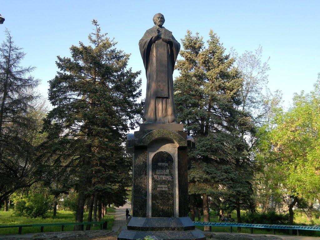 Фото: Памятник Святителю Николаю Чудотворцу