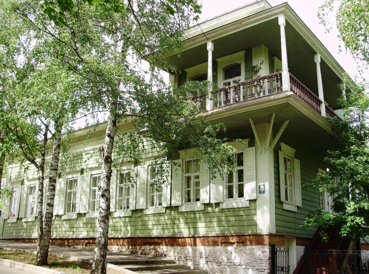 Фото: Дом-музей С. Т. Аксакова