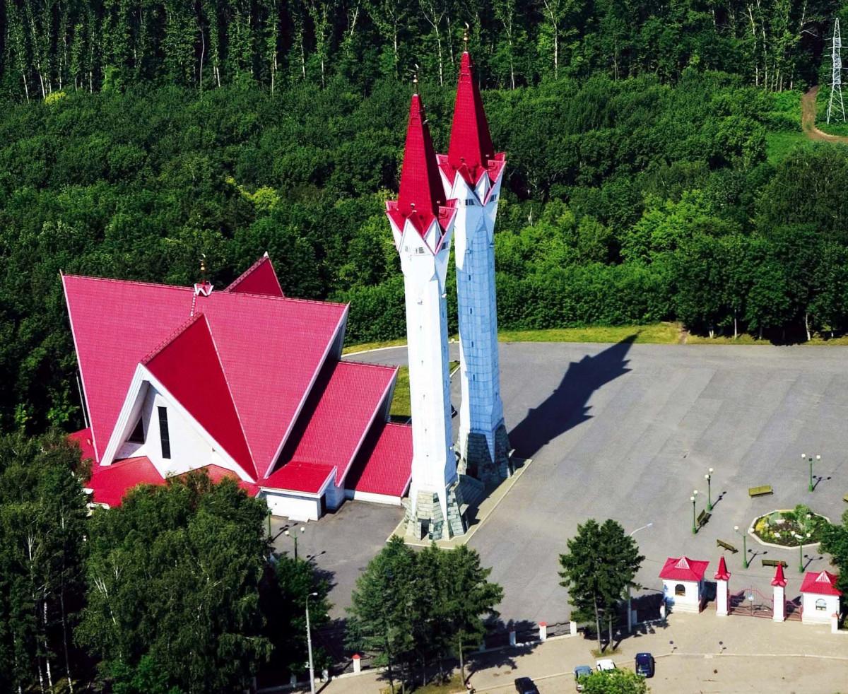Фото: Мечеть Ляля-Тюльпан
