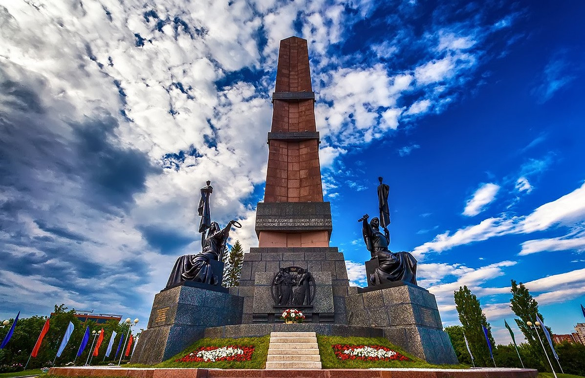 Фото: Монумент Дружбы