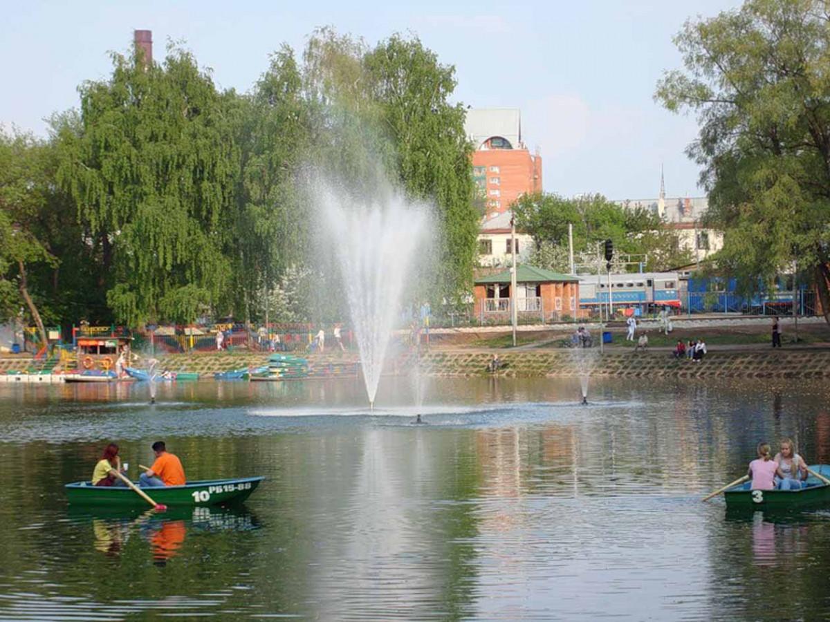 Фото: Парк имени Ивана Якутова