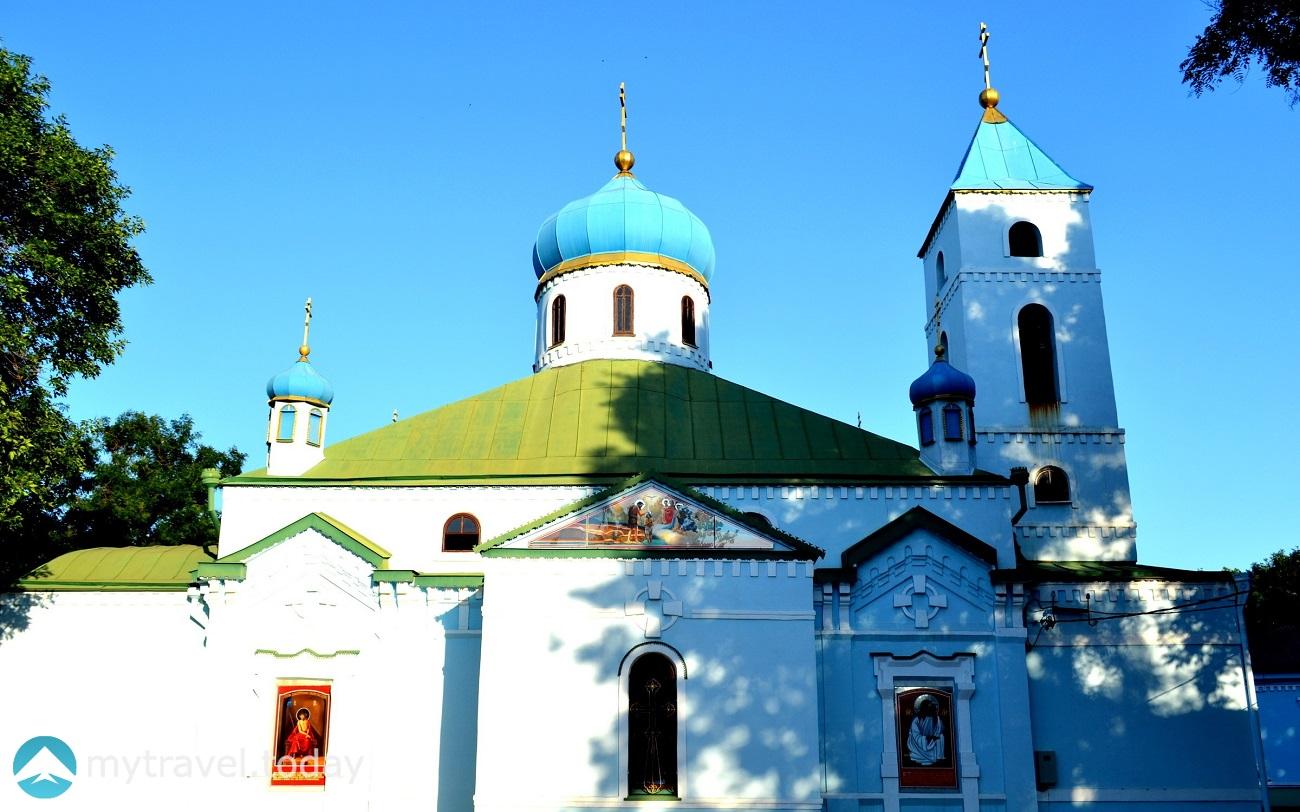 Фото: Церковь Михаила Архангела