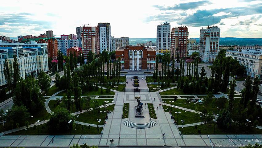 Фото: Сквер имени Мустая Карима