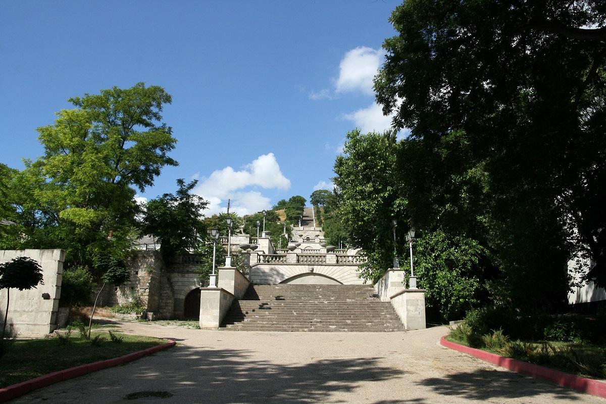 Фото: Митридатская лестница